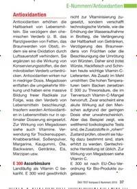 Titelbild der Ausgabe 8/2010 von Antioxidantien. Zeitschriften als Abo oder epaper bei United Kiosk online kaufen.