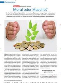 Titelbild der Ausgabe 11/2010 von Moral oder Masche?. Zeitschriften als Abo oder epaper bei United Kiosk online kaufen.