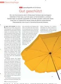 Titelbild der Ausgabe 98/2011 von TEST Lippenpflegestifte mit UV-Schutz: Gut geschützt. Zeitschriften als Abo oder epaper bei United Kiosk online kaufen.
