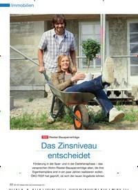 Titelbild der Ausgabe 90/2011 von TEST Riester-Bausparverträge: Das Zinsniveau entscheidet. Zeitschriften als Abo oder epaper bei United Kiosk online kaufen.