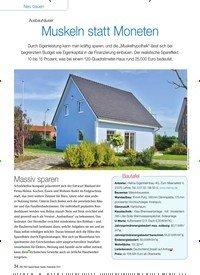 Titelbild der Ausgabe 10/2014 von Ausbauhäuser: Muskeln statt Moneten. Zeitschriften als Abo oder epaper bei United Kiosk online kaufen.