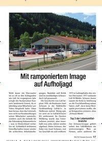 Titelbild der Ausgabe 6/2009 von Mit ramponiertem Image auf Aufholjagd. Zeitschriften als Abo oder epaper bei United Kiosk online kaufen.