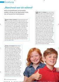 """Titelbild der Ausgabe 10/2010 von """"Manchmal war ich wütend"""". Zeitschriften als Abo oder epaper bei United Kiosk online kaufen."""