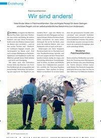 Titelbild der Ausgabe 10/2010 von Patchworkfamilien: Wir sind anders!. Zeitschriften als Abo oder epaper bei United Kiosk online kaufen.