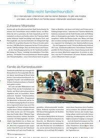 Titelbild der Ausgabe 9/2014 von Bitte recht familienfreundlich. Zeitschriften als Abo oder epaper bei United Kiosk online kaufen.