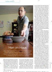 Titelbild der Ausgabe 9/2014 von Hausmänner: Herr im Haus. Zeitschriften als Abo oder epaper bei United Kiosk online kaufen.