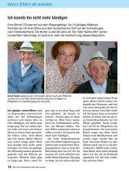Titelbild der Ausgabe 11/2008 von Ich konnte ihn nicht mehr bändigen. Zeitschriften als Abo oder epaper bei United Kiosk online kaufen.