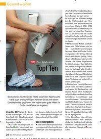 Titelbild der Ausgabe 11/2009 von TEST Durchfallmittel: Topf Ten. Zeitschriften als Abo oder epaper bei United Kiosk online kaufen.