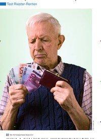 Titelbild der Ausgabe 1/2010 von Test Riester-Renten: TEST Riester-Renten: Reinfall statt Rendite. Zeitschriften als Abo oder epaper bei United Kiosk online kaufen.