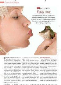 Titelbild der Ausgabe 98/2011 von TEST Lippenpflegemittel: Kiss me. Zeitschriften als Abo oder epaper bei United Kiosk online kaufen.