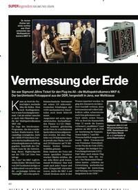 Titelbild der Ausgabe 1/2018 von Vermessung der Erde. Zeitschriften als Abo oder epaper bei United Kiosk online kaufen.
