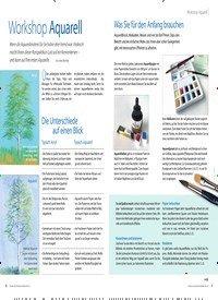 Titelbild der Ausgabe 55/2021 von Pastell fixieren: Fix – und fertig. Zeitschriften als Abo oder epaper bei United Kiosk online kaufen.