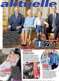 Titelbild der Ausgabe 3/2020 von aktuelle Woche. Zeitschriften als Abo oder epaper bei United Kiosk online kaufen.