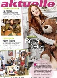 Titelbild der Ausgabe 4/2020 von aktuelle Woche. Zeitschriften als Abo oder epaper bei United Kiosk online kaufen.