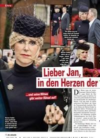 Titelbild der Ausgabe 4/2020 von Ehre: Lieber Jan, in den Herzen der Menschen lebst du weiter!. Zeitschriften als Abo oder epaper bei United Kiosk online kaufen.