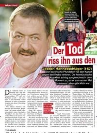 Titelbild der Ausgabe 5/2020 von Abschied:Der Tod: riss ihn aus den Armen seiner großen Liebe!. Zeitschriften als Abo oder epaper bei United Kiosk online kaufen.
