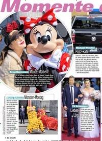Titelbild der Ausgabe 6/2020 von Momente der Woche. Zeitschriften als Abo oder epaper bei United Kiosk online kaufen.
