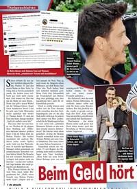 Titelbild der Ausgabe 6/2020 von Beim Geld hört die Freundschaft auf!. Zeitschriften als Abo oder epaper bei United Kiosk online kaufen.