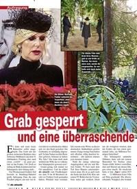 Titelbild der Ausgabe 6/2020 von Aufregung: Grab gesperrt und eine überraschende Neuigkeit zum Erbe…. Zeitschriften als Abo oder epaper bei United Kiosk online kaufen.