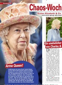 Titelbild der Ausgabe 7/2020 von Aufstand: Chaos-Wochen in England!. Zeitschriften als Abo oder epaper bei United Kiosk online kaufen.