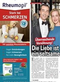 Titelbild der Ausgabe 7/2020 von Neuanfang: Überraschende Ver söhnung! Die Liebe ist ein seltsames Spiel …. Zeitschriften als Abo oder epaper bei United Kiosk online kaufen.