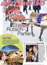 Titelbild der Ausgabe 8/2020 von aktuelle Woche. Zeitschriften als Abo oder epaper bei United Kiosk online kaufen.
