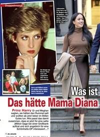 Titelbild der Ausgabe 8/2020 von Doppelmoral: Was ist nur in ihn gefahren?: Das hätte Mama Diana nicht gefallen …. Zeitschriften als Abo oder epaper bei United Kiosk online kaufen.