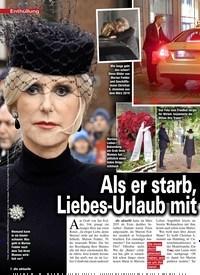 Titelbild der Ausgabe 9/2020 von Enthüllung: Als er starb, war sie im Liebes-Urlaub mit einem anderen!. Zeitschriften als Abo oder epaper bei United Kiosk online kaufen.