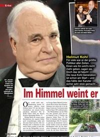 Titelbild der Ausgabe 9/2020 von Erbe: Im Himmel weint er Freudentränen!. Zeitschriften als Abo oder epaper bei United Kiosk online kaufen.
