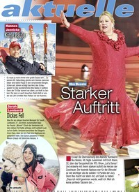 Titelbild der Ausgabe 11/2020 von aktuelle Woche. Zeitschriften als Abo oder epaper bei United Kiosk online kaufen.
