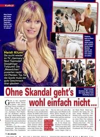 Titelbild der Ausgabe 11/2020 von Kalkül: Ohne Skandal geht's wohl einfach nicht …. Zeitschriften als Abo oder epaper bei United Kiosk online kaufen.