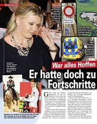 Titelbild der Ausgabe 12/2020 von Schicksal: Er hatte doch zuletzt solche Fortschritte gemacht …. Zeitschriften als Abo oder epaper bei United Kiosk online kaufen.