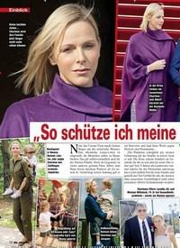 """Titelbild der Ausgabe 13/2020 von Einblick: """"So schütze ich meine Familie und mich"""". Zeitschriften als Abo oder epaper bei United Kiosk online kaufen."""