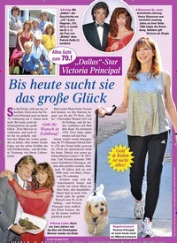 Titelbild der Ausgabe 1/2020 von Bis heute sucht sie das große Glück. Zeitschriften als Abo oder epaper bei United Kiosk online kaufen.
