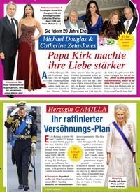 Titelbild der Ausgabe 2/2020 von Sie feiern 20 Jahre Ehe: Papa Kirk machte ihre Liebe stärker. Zeitschriften als Abo oder epaper bei United Kiosk online kaufen.