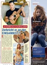 Titelbild der Ausgabe 2/2020 von ANDREAS GABALIER: Zerbricht er an der EINSAMKEIT?. Zeitschriften als Abo oder epaper bei United Kiosk online kaufen.