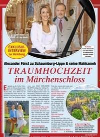 Titelbild der Ausgabe 3/2020 von TRAUMHOCHZEIT im Märchenschloss. Zeitschriften als Abo oder epaper bei United Kiosk online kaufen.