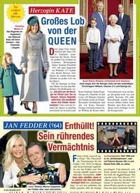 Titelbild der Ausgabe 3/2020 von Großes Lob von der QUEEN. Zeitschriften als Abo oder epaper bei United Kiosk online kaufen.