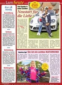 Titelbild der Ausgabe 7/2020 von Kurz & bündig. Zeitschriften als Abo oder epaper bei United Kiosk online kaufen.