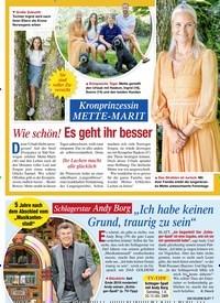 Titelbild der Ausgabe 31/2020 von Wie schön! Es geht ihr besser. Zeitschriften als Abo oder epaper bei United Kiosk online kaufen.