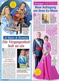 Titelbild der Ausgabe 32/2020 von Neue Aufregung um ihren Ex-Mann. Zeitschriften als Abo oder epaper bei United Kiosk online kaufen.