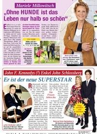 Titelbild der Ausgabe 37/2020 von Er ist der neue SUPERSTAR. Zeitschriften als Abo oder epaper bei United Kiosk online kaufen.