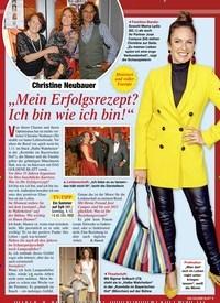 """Titelbild der Ausgabe 40/2020 von Christine Neubauer: """"Mein Erfolgsrezept? Ich bin wie ich bin!"""". Zeitschriften als Abo oder epaper bei United Kiosk online kaufen."""
