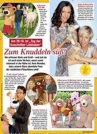 """Titelbild der Ausgabe 44/2020 von Am 28.10. ist """"Tag der Kuscheltier-Liebhaber"""" Zum Knuddeln süß!. Zeitschriften als Abo oder epaper bei United Kiosk online kaufen."""