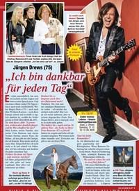 """Titelbild der Ausgabe 44/2020 von Jürgen Drews (75) """"Ich bin dankbar für jeden Tag"""". Zeitschriften als Abo oder epaper bei United Kiosk online kaufen."""