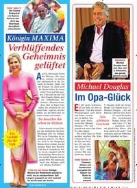 Titelbild der Ausgabe 2/2021 von Königin MAXIMA: Verblüffendes Geheimnis gelüftet. Zeitschriften als Abo oder epaper bei United Kiosk online kaufen.