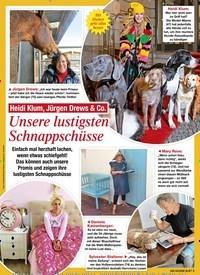 Titelbild der Ausgabe 12/2021 von Unsere lustigsten Schnappschüsse. Zeitschriften als Abo oder epaper bei United Kiosk online kaufen.