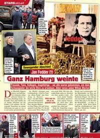 Titelbild der Ausgabe 4/2020 von STARS aktuell: Bewegender Abschied Jan Fedder (†): Ganz Hamburg weinte. Zeitschriften als Abo oder epaper bei United Kiosk online kaufen.