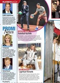 Titelbild der Ausgabe 6/2020 von PROMI News. Zeitschriften als Abo oder epaper bei United Kiosk online kaufen.