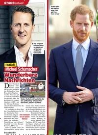 Titelbild der Ausgabe 6/2020 von Endlich!: Michael Schumacher Wunderbare Nachrichten. Zeitschriften als Abo oder epaper bei United Kiosk online kaufen.